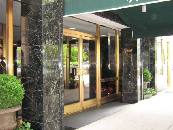 Apartment Building Entrance feng shui for nyc apartments: understanding the main entrance