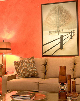 Feng shui orange what does the color orange mean in feng shui for Room decor meaning