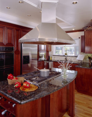 Feng Shui Kitchen stove