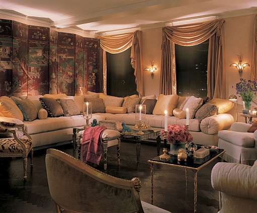 Living room layout tips