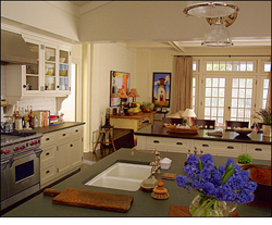 feng shui colors for kitchen