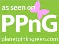 As Seen On Planet Pink n Green