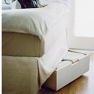 Feng Shui Under Bed Storage Do and Dont