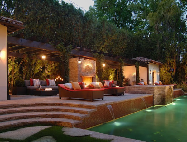 Feng shui landscape design what it says about your life - Tips imrove garden using feng shui ...