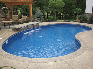 feng shui swimming pool placement