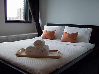 Feng shui in a new york city studio apartment for Studio apartment in new york city